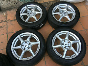 Honda 16 Jdm Bbs Rx078 Rx079 Honda S2000 Forged Wheels 5x114 3 Rims Set Oem 2