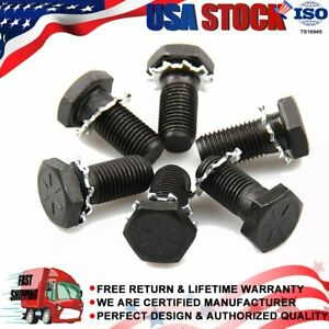 Carbole 912 Flywheel Bolts For Chevy Ford 7 16 20 X 31 32 Big Small Block Us