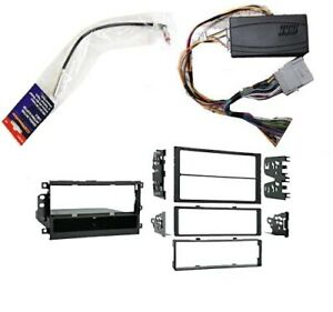 2003 06 Cadillac Escalade Radio Kit Harness Module Antenna Stereo 99 2003