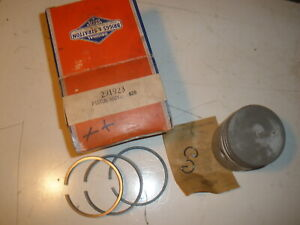 Vintage Nos Briggs Stratton Gas Engine 020 Over Piston Assembly 291923