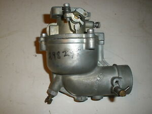Vintage Nos Briggs Stratton Gas Engine Carburetor 298298