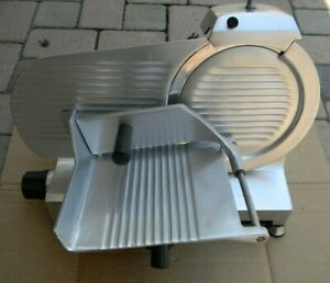 Chefmate Gc10 By Globe Food Equipment Co Commercial Meat Slicer made In Italy