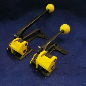 Lot Of 2 Stanley Strapping Tensioner Tools Excellent Working Condition