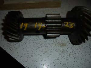 3spd Chevrolet Car 473201 Gear Nos 1933 1934 1935 1936 Std
