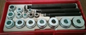 Mac Tools Usa Vintage Heavy Duty Bushing Driver Set Bd3142