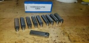 Indexable Cutters 4 Van Norman Rotary Broach 570 530 With Inserts 4 Cutting Alum