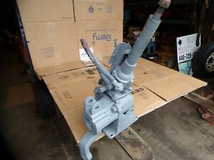 Ford 4000 Industrial Tractor Power Steering Box Assembly