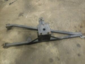 Jeep Cj7 Cj8 76 86 Factory Rear Spare Tire Carrier See Ad