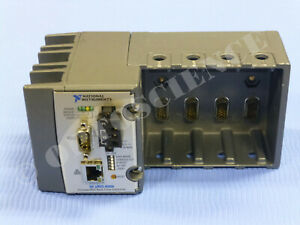 National Instruments Ni Crio 9004 Controller With Crio 9103 4 slot Chassis