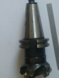 Shell Mill Parlec C40 With Carboloy R220