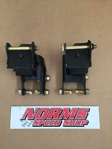 Mopar 340 360 Engine Motor Mounts B E Body Charger Coronet Roadrunner Cuda 340