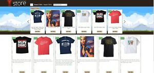 T shirt Drop Shipping And Affiliate Awesome Website Easy Install