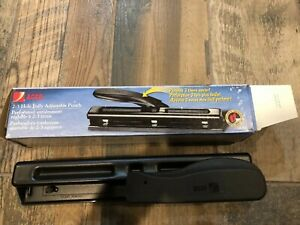 Nib Acco Desktop 2 3 Hole Punch 74026