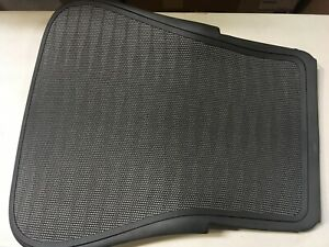 Herman Miller Aeron Chair Backrest 4m01 Graphite Large Size C Tuxedo Grey Black