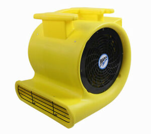 Carpet Dryer Blower Fan 3 Speed 4000 Cfm High Velocity Standalone Plastic