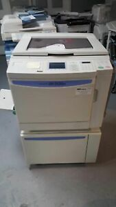 Riso Risograph Rn 2030 Ui High Speed Digital Duplicator