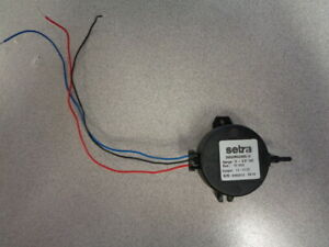 Setra 263 Low Differential Pressure Transducer