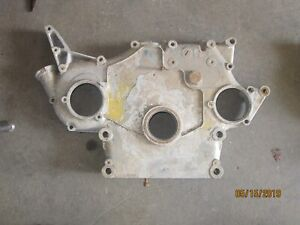 Deutz Fl912 Fl913 Fl914 Timing Gear Cover
