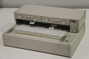 Linear 2030 Series Table Top Chart Recorder Plotter 2 channel