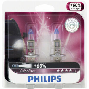 Philips Front Fog Light Bulb For Mitsubishi Eclipse Galant Endeavor Xs