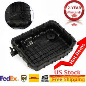 Hot 1x Automatic Transmission Oil Pan Fit Hyundai Kia Forte Rio Soul 265 856