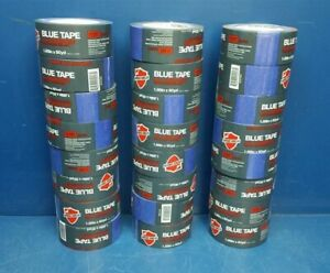 24 Rolls Surface Shields All purpose Blue Painters Tape 1 88 X 60yds Bt2180c