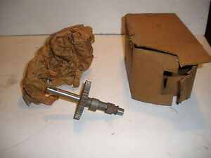 Vintage Nos Briggs Stratton Gas Engine Cam Gear 211337