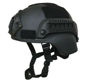 MICH2000 Simplified Action type Military tactical airsoft combat helmet w