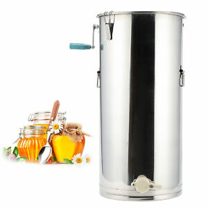 2 frame Stainless Steel Honey Extractor Ss Beekeeping Equipment