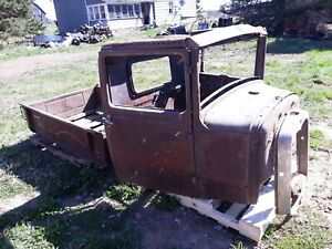 1930 Ford Model A Pickup Cab Box Has Title Hot Rod Project Shipping Available