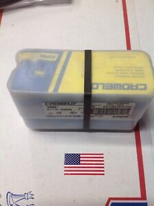 new Erico Cadweld 200 Welding Material Tubes Shots Old Style Pour Torch 7188