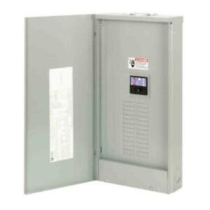 Ch 200 Amp 8 space 8 circuit Outdoor Main Breaker Loadcenter Eaton Electrical