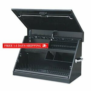 Montezuma Portable Tool Box 30 X 15 Truck Bed Storage Chest With Steel Const