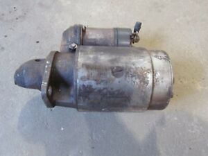 1958 59 60 Chevrolet Starter Motor Used Oem For 235 Ci Engine Core