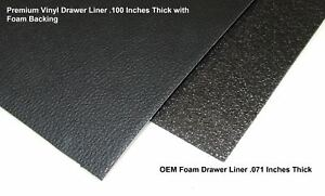 Thick Tool Box Drawer Liner 40 Sqr Ft Snap On Craftsman 20 Foot Roll 24 Wide