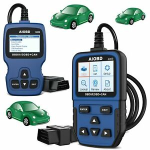 Worldwide Auto Obd2 Eobd Scanner Diagnostic Jobd Engine Check Tool C