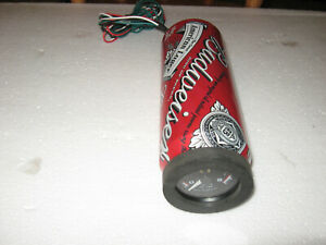 Budweiser Beer Can Tachometer Pro Tach Hot Rat Rod Roadster Ford Dodge Chevy