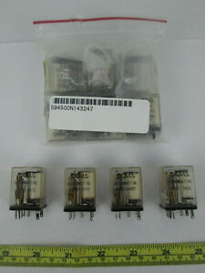 Box Of 10 New Sigma Instruments Relays Armature Relay 62r2 24dc 5945 00 n14 3247