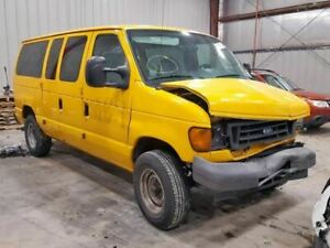 Console Front Floor Outer Section Fits 03 18 Ford E350 Van 329236