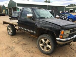 Manual Transmission 4wd Fits 88 92 Chevrolet 1500 Pickup 332737
