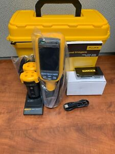 New Fluke Ti125 Thermal Imager 30hz 160x120 Resolution Free Shipping