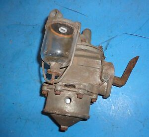 1936 1955 1942 1952 Pontiac Buick Ac Fuel Pump 9443 Oldsmobile 1948 Ford