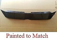 Fits 2014 2016 Mazda3 Top Of Grille Painted Hood Molding Trim New