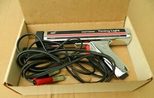 Vtg Sears Craftsman Timing Light 161 213400 W Cables Manual Original Box muc