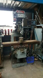 Camtrol Milling Machine