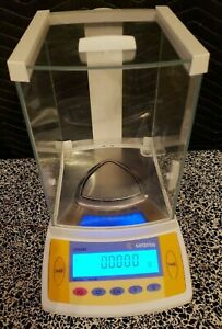 Sartorius Cp224 Analytical Balance D 0 0001g Max 220g Working Great