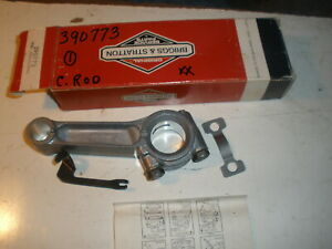 Vintage Nos Briggs Stratton Gas Engine Connecting Rod 390773
