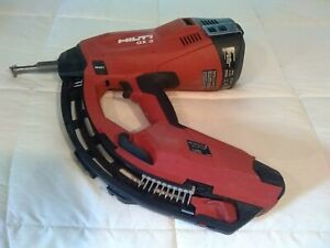 Hilti Gx 3 X m40 G3 Gas Acuated Nail Gun Good Condition