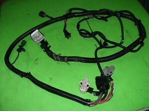 99 Dodge Ram 3500 Cummins 5 9l Diesel Transmission Firewall Wiring Harness Pcm