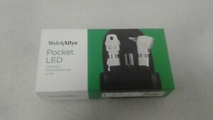 Welch Allyn Pocket Led Otoscope Ophthalmoscope Set Best Price New In Box